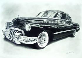 1950 Buick Sedanette by Steve2656