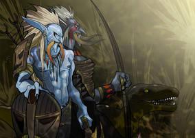 Vengeance for Zul'Jin by Girhasha