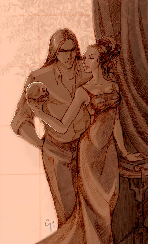 Forbidden Art by Girhasha