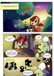 Little Red Riding Apple and Bad Timberwolf #1 by Traupa
