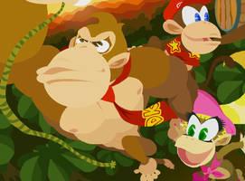The Kong Krew by HoppyBadBunny