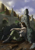 Tomb Raider Reborn - A Moment's Rest by pureluck13