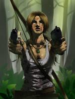 Tomb Raider Reborn - I Got 2 Good Reasons by pureluck13