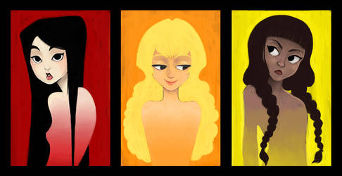Girls by lainchan