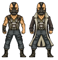 Bane (Dark Knight Rises) by alexmicroheroes