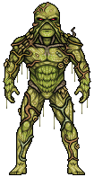 Swamp Thing by alexmicroheroes