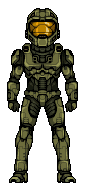 Master Chief by alexmicroheroes