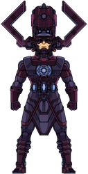 Galactus by alexmicroheroes