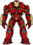 Iron Man (Mark XLIV Hulkbuster) by alexmicroheroes
