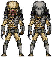 The Predator by alexmicroheroes