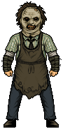 Leatherface (Texas Chainsaw Massacre 2003) by alexmicroheroes