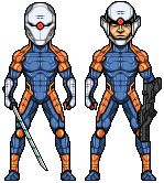 Gray Fox by alexmicroheroes