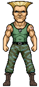 Guile by alexmicroheroes