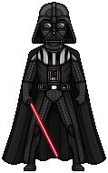 Darth Vader by alexmicroheroes