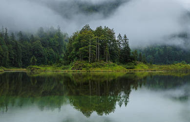 misty paradise by MarvinDiehl