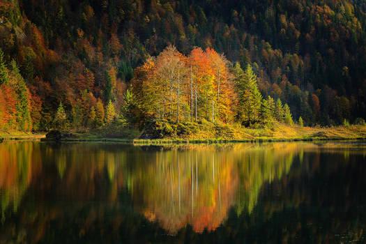 Autumn in Bavaria by MarvinDiehl