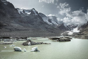 Remains of a Glacier by MarvinDiehl
