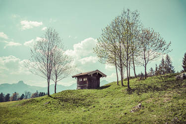 Little Home by MarvinDiehl
