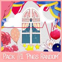 Pack #1 PNG | Random by JessxFlyller