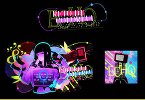 ECHO | Reto Colorful by JessxFlyller