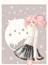 Moon Dreaming by lemontree11