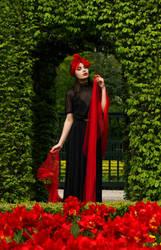 The Secret Garden III by CosChocolatefluff