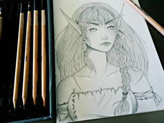 Leliana by CosChocolatefluff