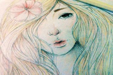 Flower by CosChocolatefluff
