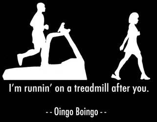 Oingo Boingo Shirt Design 2 by Lyrics-Community