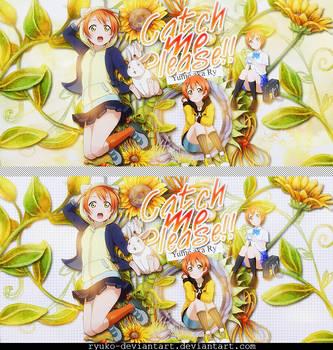 [Scrap] Catch me, please! by Ryuko-Mie