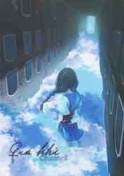 [Book Cover] Qua khu by Ryuko-Mie