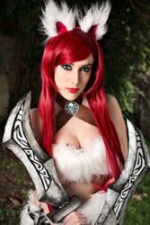 Kitty Cat Katarina Minina Cosplay by Hekady