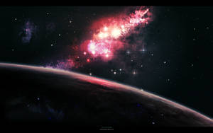 Sea of Stars by Drydareelin