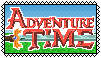 Adventure Time Stamp by Kohaku0827