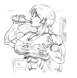 PEC-AID by Ayanamifan by CGMan