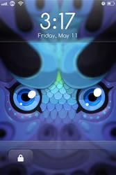 i4S lockscreen by klouud
