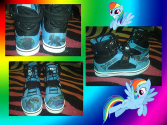 20% RainBOOMshoes by MLConley