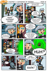 Nicktoons Unite! - Chapter #1 Issue #1 (Page 18) by AleMon1097