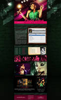 Paula Lima MySpace by wilminetto
