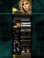 Wanessa 'Camargo' MySpace by wilminetto