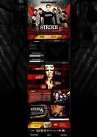 STRIKE MySpace by wilminetto