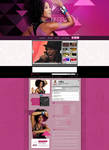 Negra Li MySpace by wilminetto
