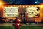 O Teatro Magico / Recombinando Atos by wilminetto