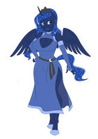 Princess Luna by thecreator9