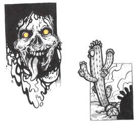 Doodles by Morganne