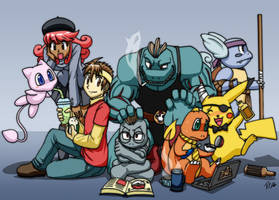 Pokemon IF... by Tigerfog