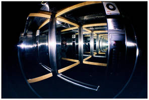 Fisheye - Elevator by Sulejman