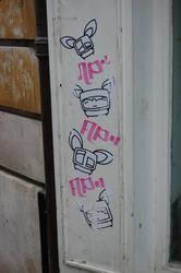 Norwich street art 1 by velmie