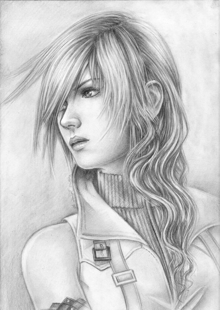 Lightning by AnnaArmona