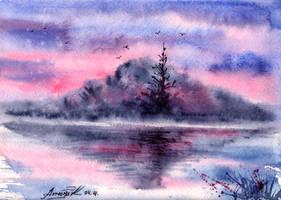 Mist by AnnaArmona